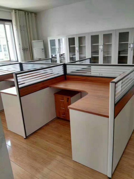 安阳高标准电脑桌价格 隔断办公台