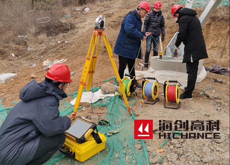 衡阳多通道超声测桩仪制作 海创高科