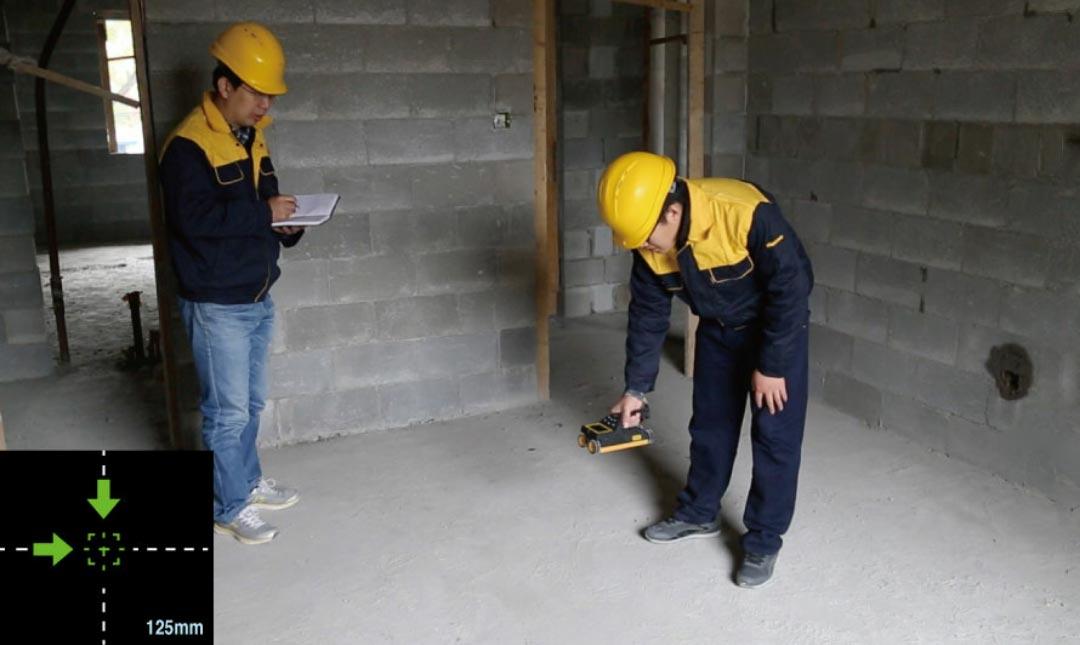 南京楼板厚度测量仪定做 海创高科