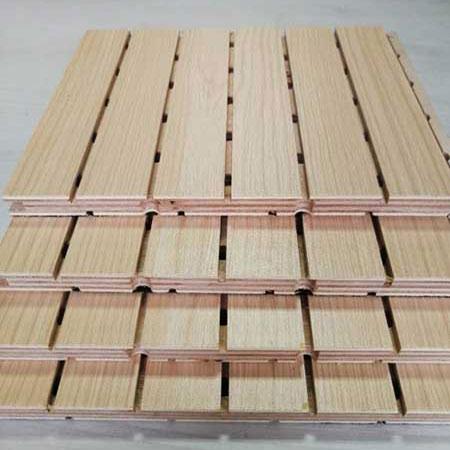 木质吸音板厂家批发价格