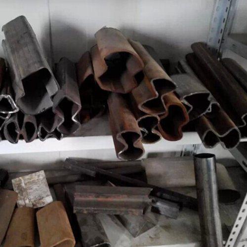 无缝异型管 异形钢管 椭圆形异型钢管 无缝精密冷拔异型管加工