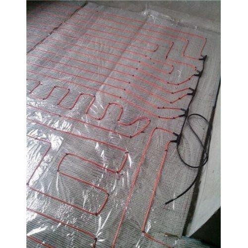 单导硅胶碳纤维发热线供应商 冀暖 高品质硅胶碳纤维发热线报价