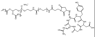 cRGD-PEG-COOH 羧基-聚乙二醇-cRGD 羧基PEG多肽