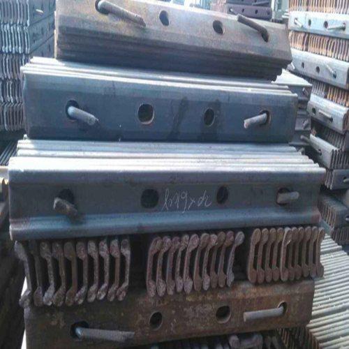 凯理金属制品 四孔轨道夹板供应商 六孔轨道夹板供应商