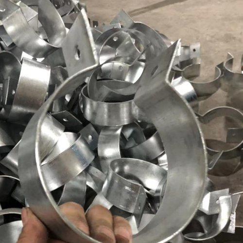 固定管夹加工定做 泽众 固定管夹厂 镀锌管夹生产加工