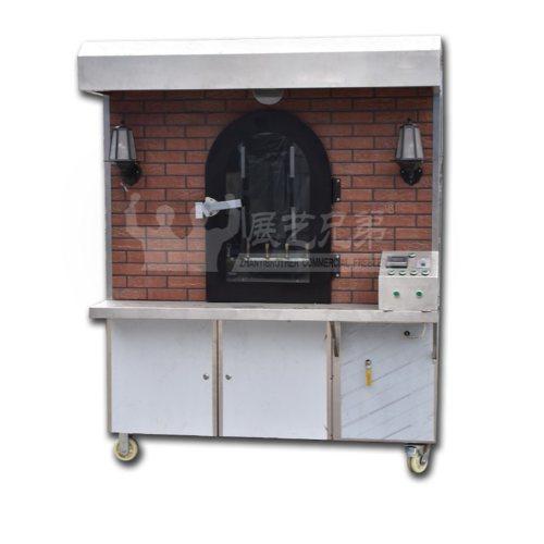 燃气烤鸭挂炉 熟食店专用烤鸭挂炉定制 展艺兄弟