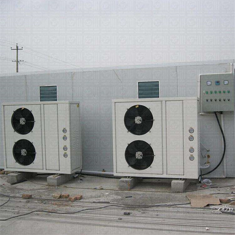 空气能烘干机品牌 派菲克 空心山楂空气能烘干机