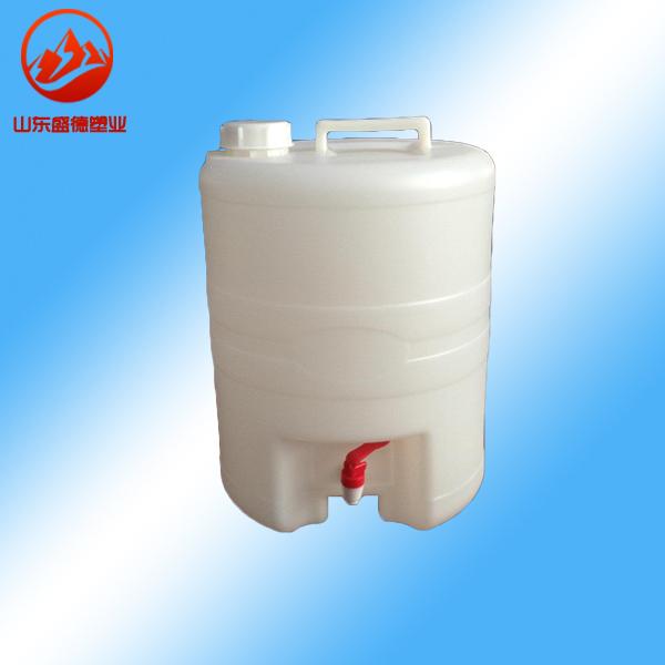 卖塑料桶20升水嘴桶20千克酱油醋桶20公斤带水嘴桶
