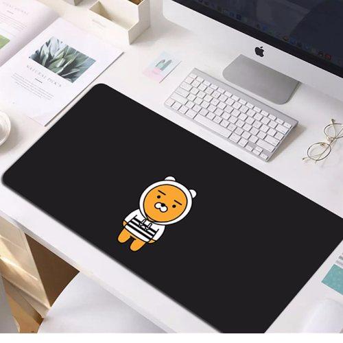 空白电脑鼠标垫皮革 护腕电脑鼠标垫定做 龙灿达