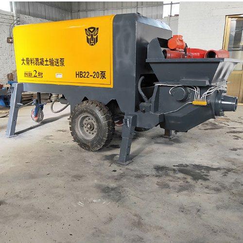 二次构造泵 20细石砂浆输送泵这样的需要多少钱