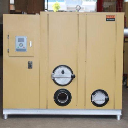 生物质颗粒热水锅炉 采暖炉 温室大棚加温 畜牧养殖温室大棚车间供暖