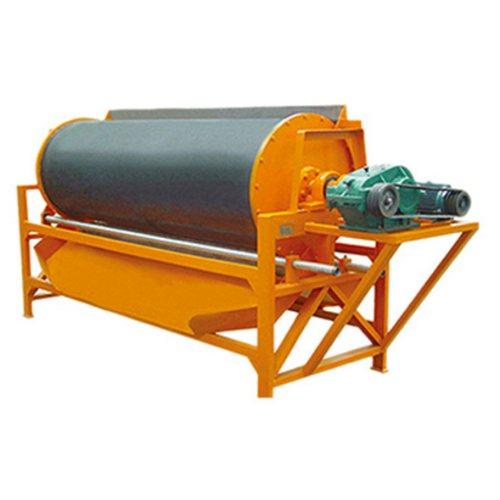 选煤湿式筒式磁选机生产商 恒基磁电