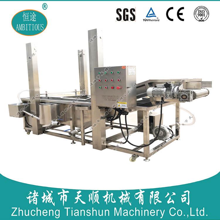 全自动清洗机械设备 恒途 高压喷淋清洗机械设备规格材料