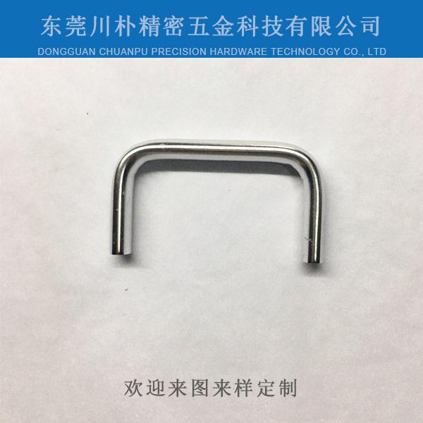 2U铝合金把手报价 川朴精密五金 2U铝合金把手定制