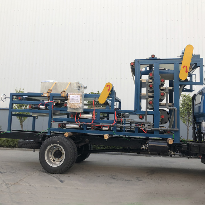 天朗 板框污泥压滤机报价 污泥压滤机报价