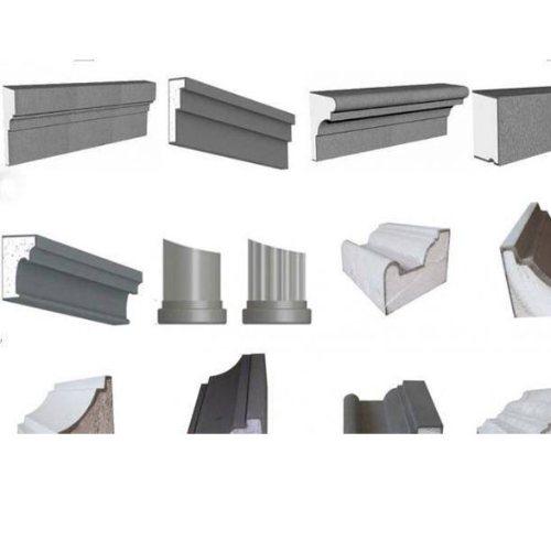 室外聚苯板装饰线条 聚苯板装饰线条多少钱 河北林迪