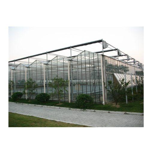 现代玻璃智能温室建设 蔬菜玻璃智能温室的优势 瑞青