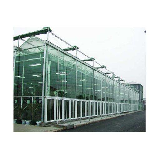 现代玻璃智能温室大棚多少钱 新型玻璃智能温室大棚建设 瑞青