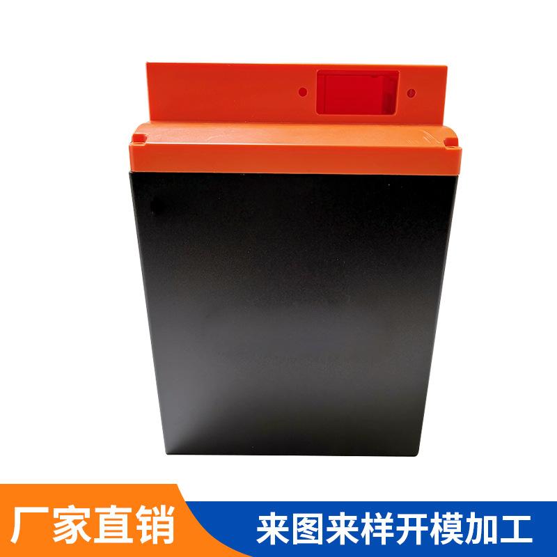 厂家供应 新能源电池外壳加工 充电式电动摩托车蓄电池铝外壳
