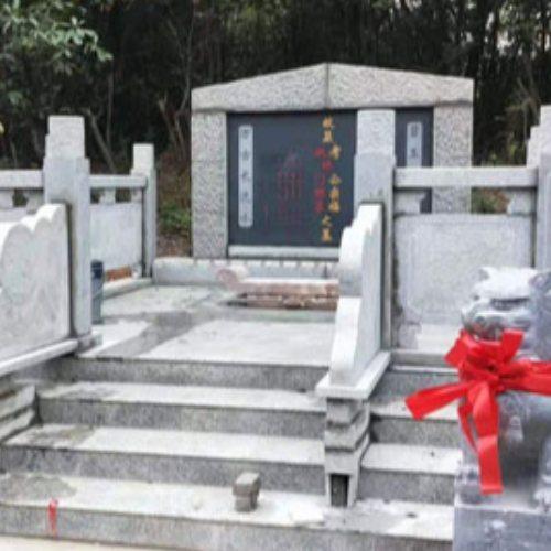 中式墓碑规格 墓碑碑文 磊顺石材 墓碑定制