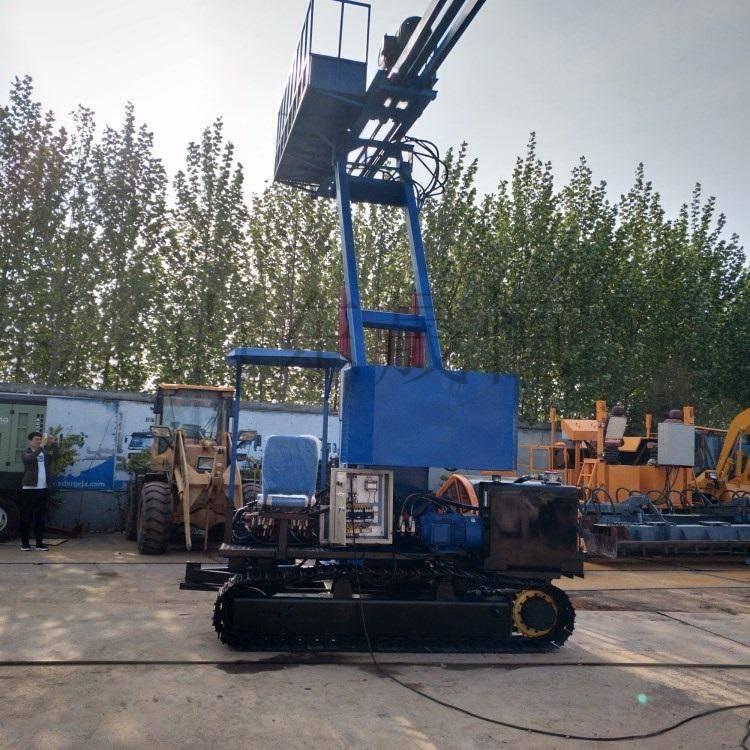 深基坑支护锚杆钻机护坡钻机山体护坡潜孔钻机