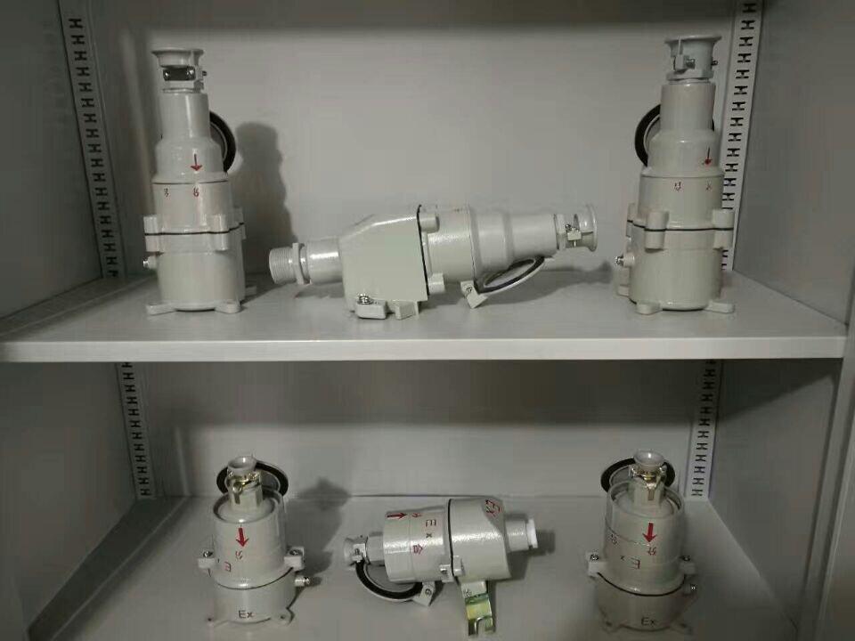 防爆插销AC-15Z AC-32Z单相防爆直插AC-15X AC30X三相五线制防爆斜插