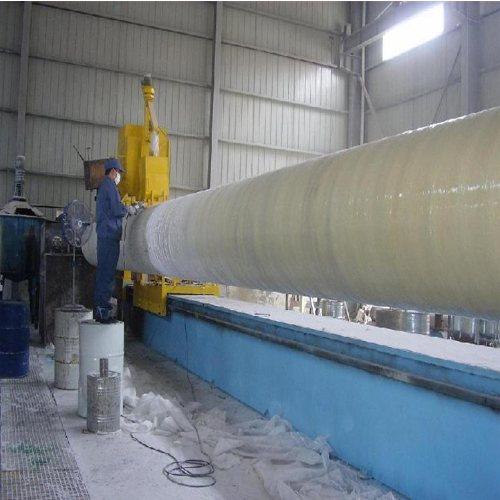铭信 玻璃钢夹砂管定型定制 工程用玻璃钢夹砂管厂商