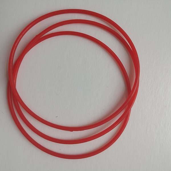氟胶接管密封圈规格尺寸 晨光橡塑 接管密封圈直销