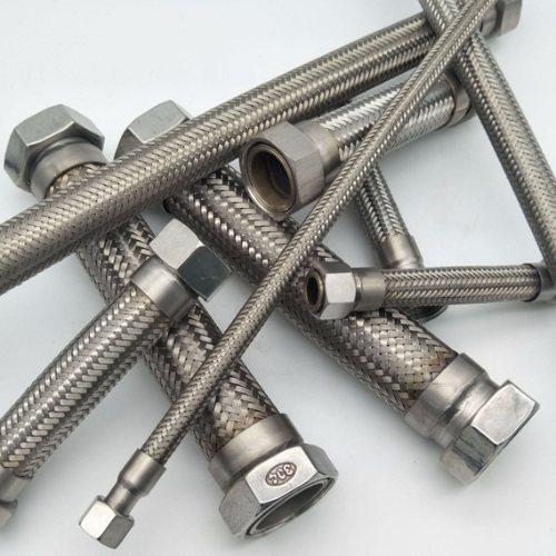 鑫驰规格全 DN90不锈钢金属软管生产