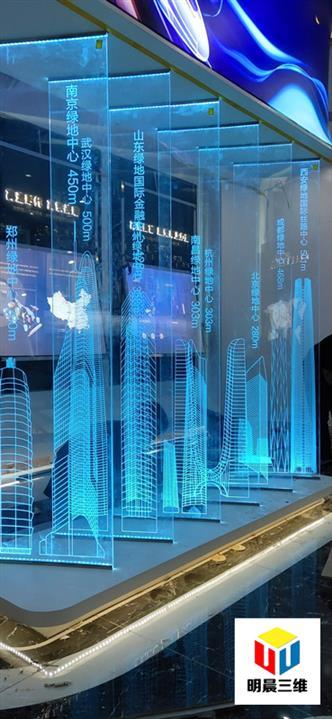 天津个性发光玻璃内雕隔断厂家 提供免费样品