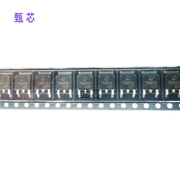 78M06 线性稳压器