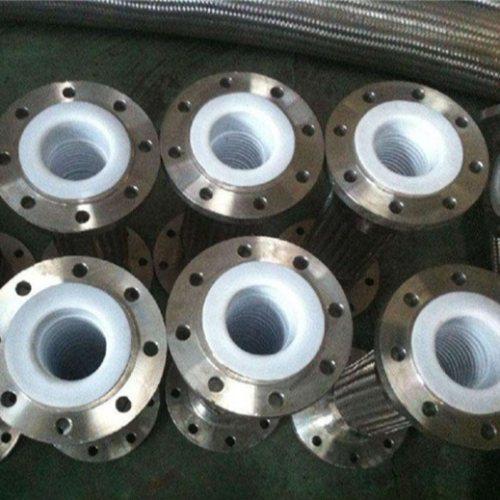 嘉森科技 卡套式接头金属软管 石化金属软管报价