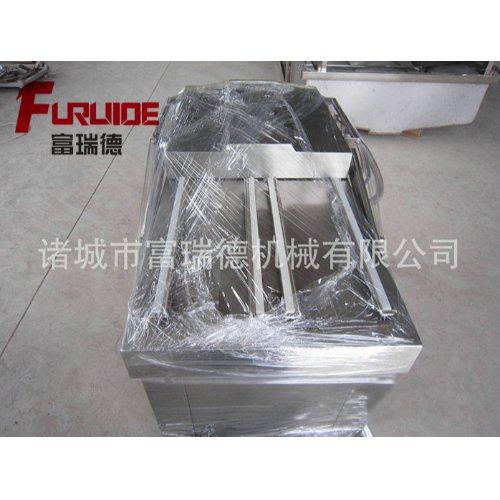 豆腐干真空贴体包装机注意事项 抽真空贴体包装机采购 富瑞德
