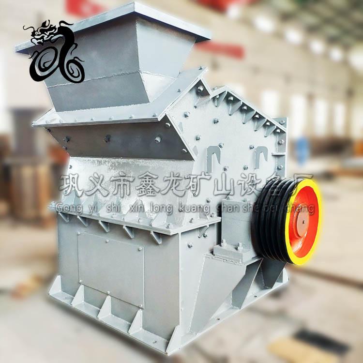 复合石板锤制砂机设备 巩义市鑫龙矿山设备厂 智能板锤制砂机