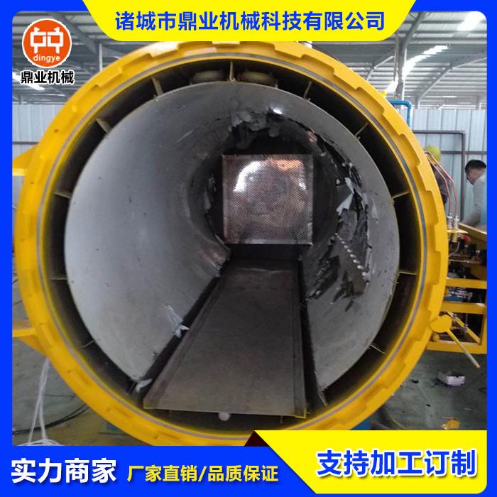 电蒸汽胶管硫化罐 电空气胶辊硫化罐 轮胎翻新硫化罐
