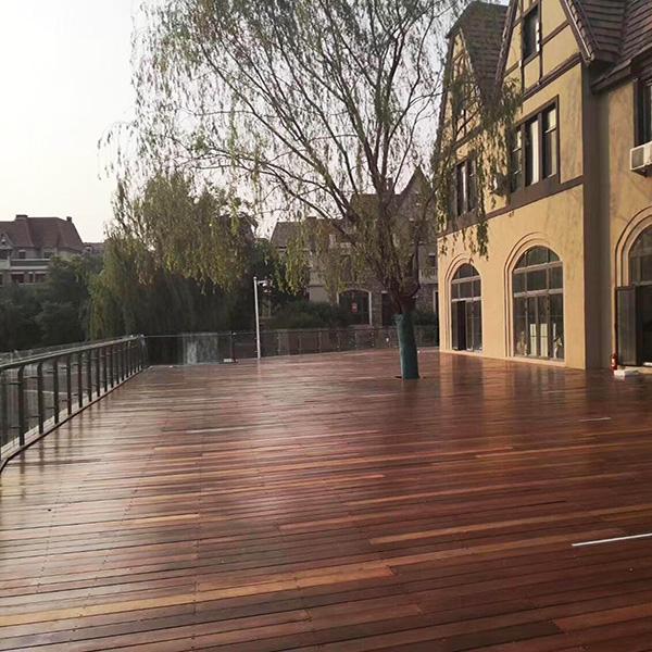 户外木地板 景致木业 日照户外木地板 阳台户外木地板批发