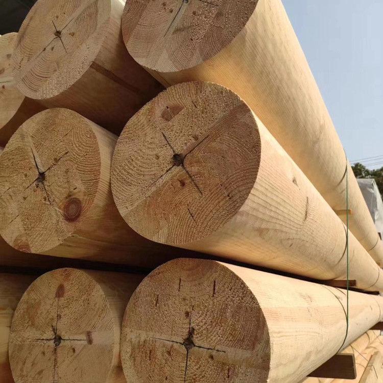 胶合木直销 红企木业 胶合木订购 胶合木加工