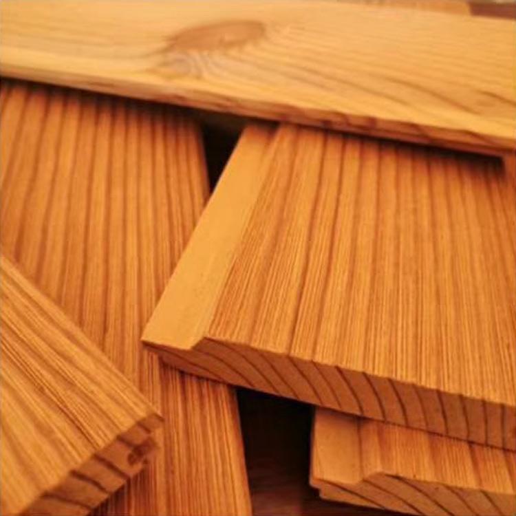户外碳化木工厂 室内碳化木商家 碳化木销售 红企木业