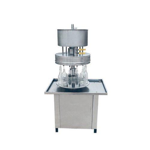 专业84消毒液灌装设备 恒鲁机械 全自动84消毒液生产线
