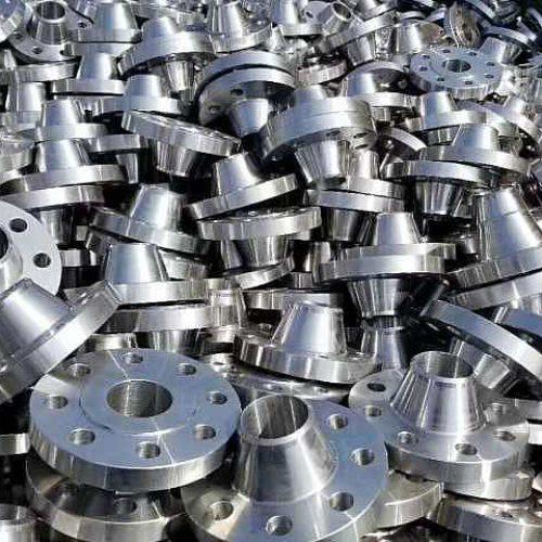 ASME 美标150#SO法兰 专业生产WN带颈对焊法兰可按图纸定制