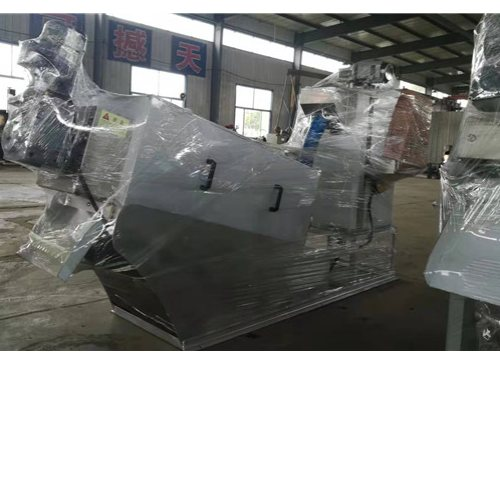 挤压式污泥脱水机 污泥脱水机设备 造纸污泥脱水机加工 九择环保
