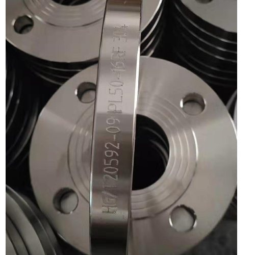 A105带颈平焊法兰现货 压力容器用法兰 晟拓