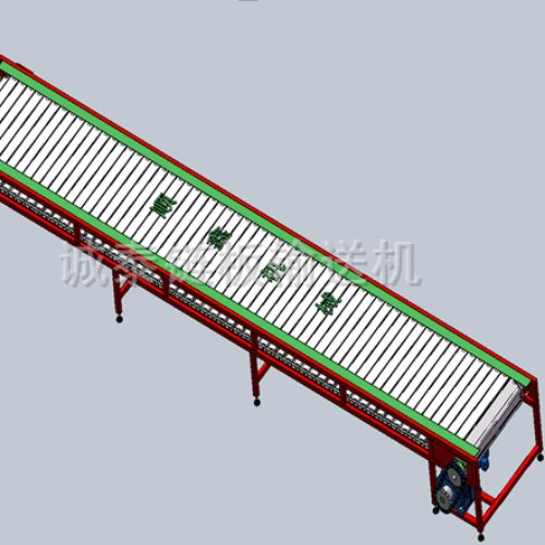 合页式板链输送机定做 顺鑫 碳钢板链输送机加工