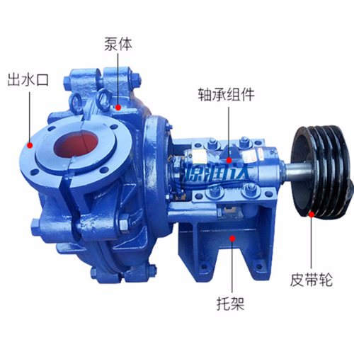 源润达 专业生产3/2分数渣浆泵 3/2分数渣浆泵