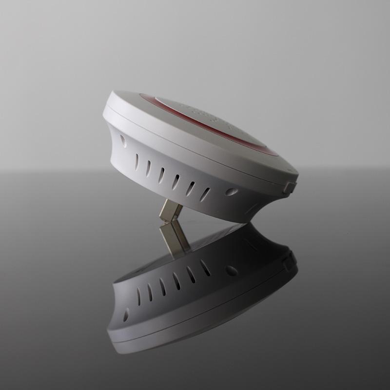 睿华智无线室内警号RAFV6 ZigBee自组网自动阀值调节技术自动温度补偿技术安全防范智能家居系统全屋定制招商加盟