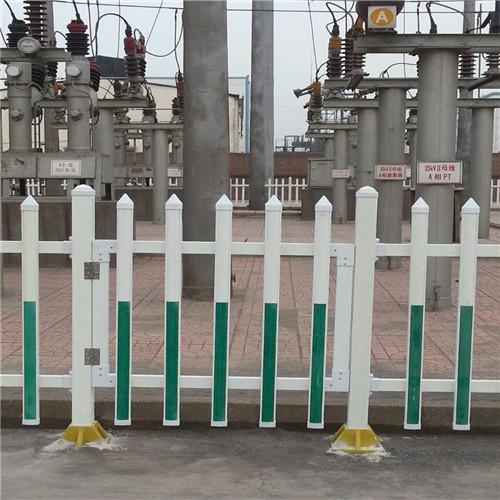 能自己加工塑钢护栏型材pvc塑钢草坪护栏 鼎鑫