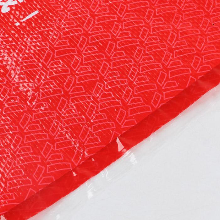 防水彩色编织袋定制 复合彩色编织袋加工 辉腾塑业