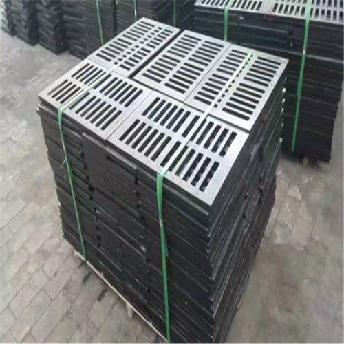 400*700铸铁沟盖板制造厂家 山东翔铭 500*500铸铁沟盖板