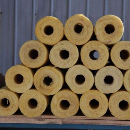 【亚克保温】常年现货供应岩棉管、定做岩棉管