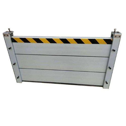 南沙防水板安装 中山南头防水板 防汛板 防洪挡水板 铝合金防水门